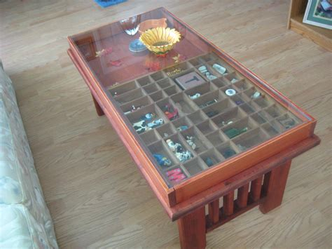 Diy Shadow Box Kitchen Table