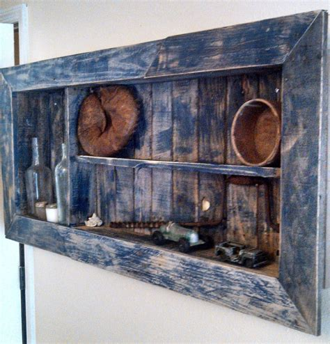 Diy Shadow Box Pallet