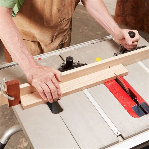 Diy Shaker Cabinet Doors Table Saw