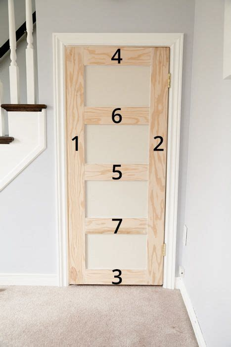 Diy Shaker Interior Doors
