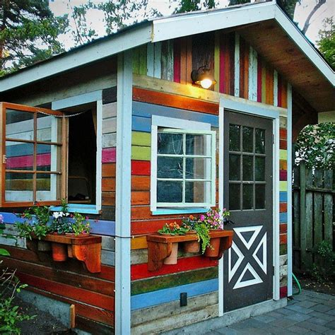 Diy She Shed Plans