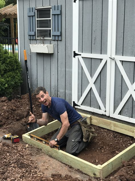 Diy Shed Ramp