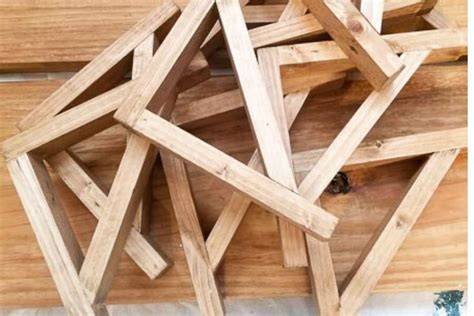 Diy Shelf Brackets Pinterest