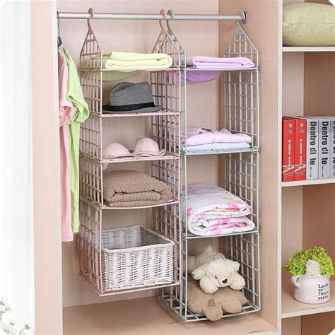 Diy Shelf Pants Storage In Closet