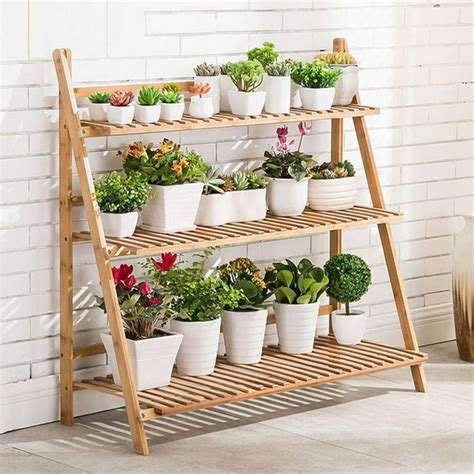 Diy Shelves For Plants