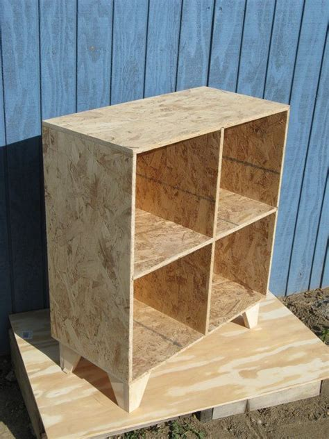 Diy Shelves Osb