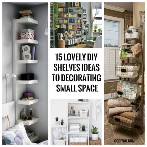 Diy Shelves Small