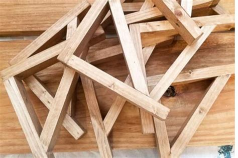 Diy Shelves With Brackets