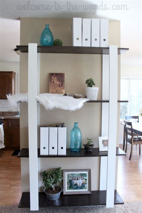 Diy Shelving Units Unusual