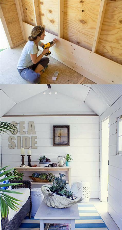 Diy Shiplap Ideas