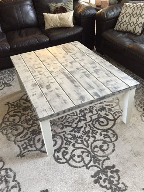 Diy Shiplap Table