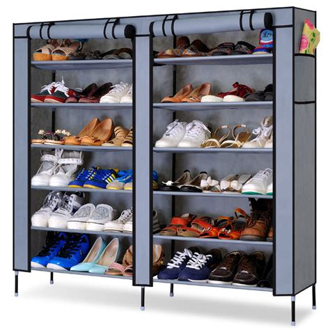 Diy Shoe Rack Cloth
