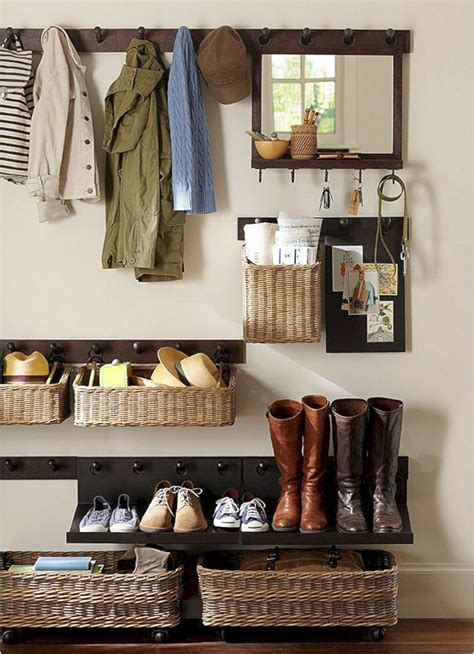 Diy Shoe Storage For Small Entryway