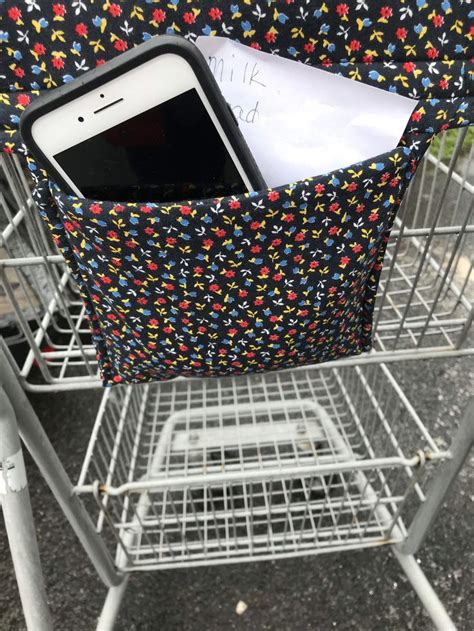 Diy Shopping Cart Handle Cover