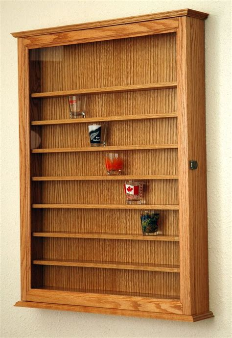 Diy Shot Glass Display Cases