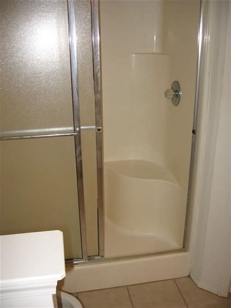 Diy Shower Stall Refinish