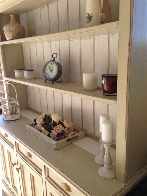 Diy Sideboard And Hutch