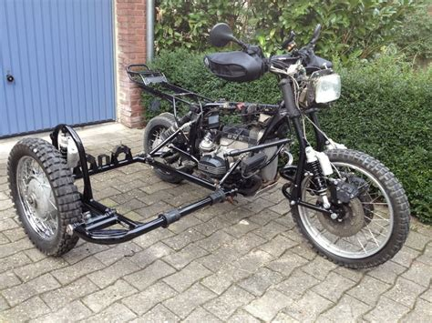Diy Sidecars For Motorcycles