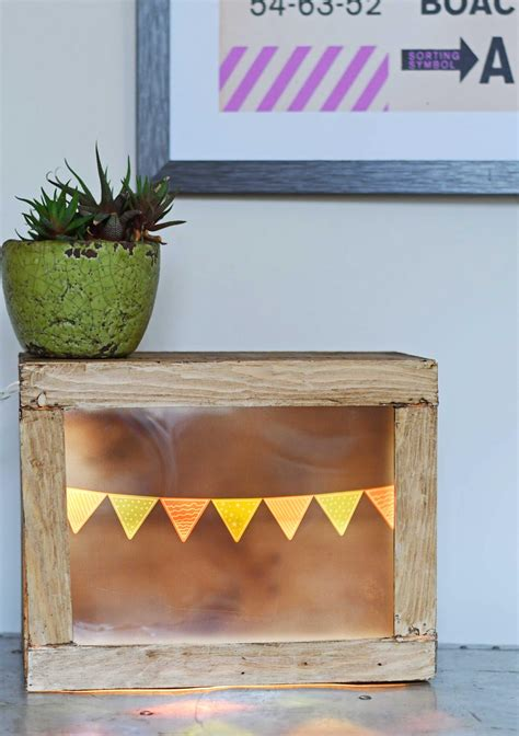 Diy Sign Lightbox