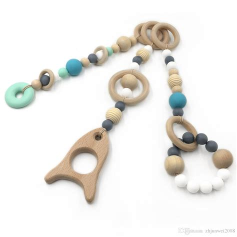 Diy Silicone Wood Teether Pattern