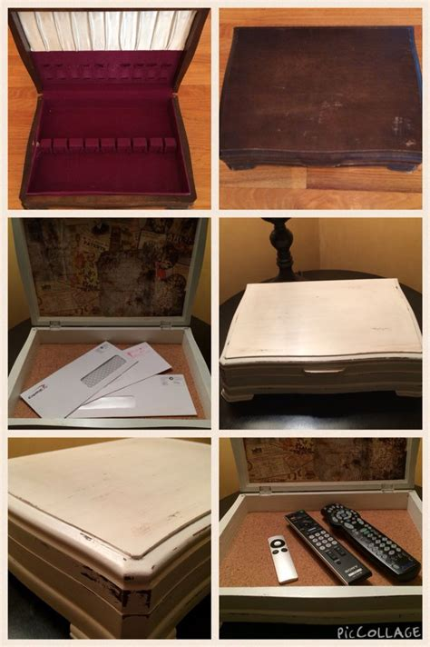 Diy Silverware Chest Instructions