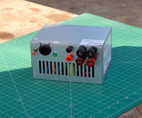 Diy Simple Bench Power Supply