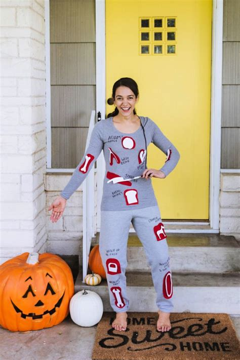 Diy Simple Easy Adult Halloween Codtumes