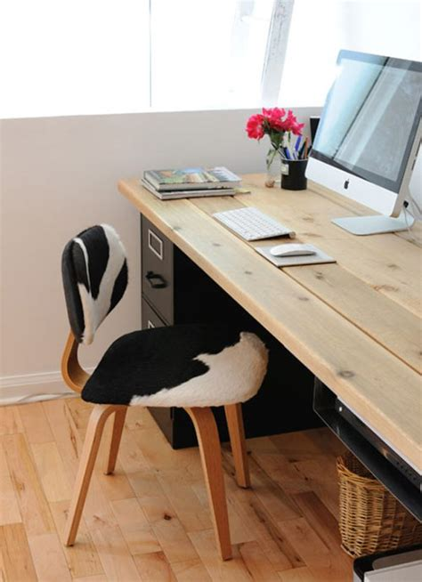 Diy Simple Home Office Desk