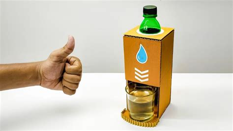 Diy Simple Water Dispenser Machine