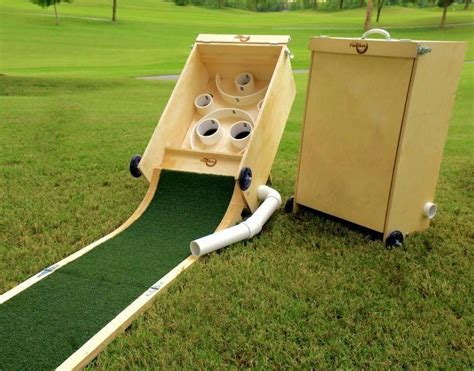 Diy Skee Ball Table
