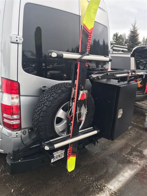 Diy Ski Rack Hitch