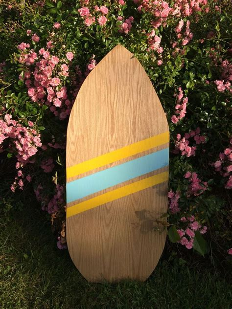 Diy Skimboard Wood