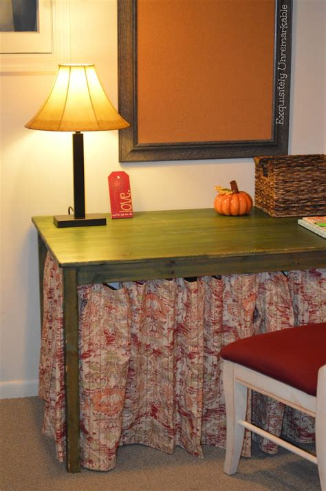 Diy Skirted Tables
