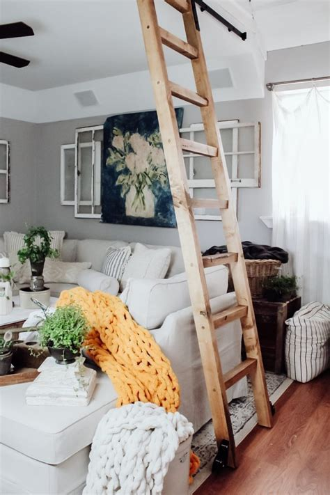 Diy Slide Ladder