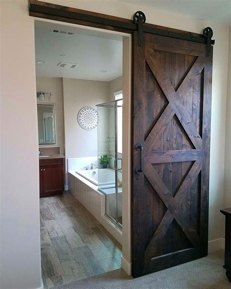 Diy Sliding Closet Barn Door