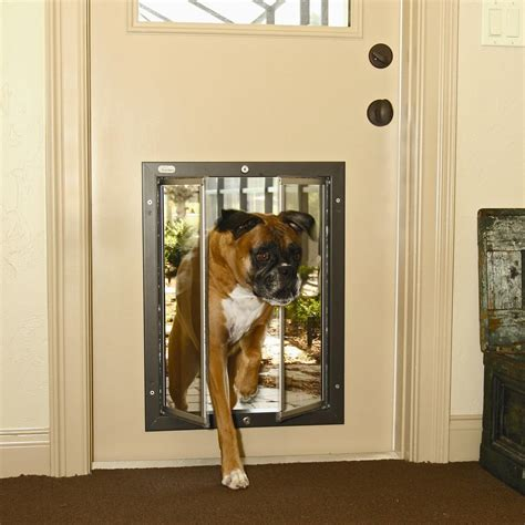 Diy Sliding Door Doggy Door