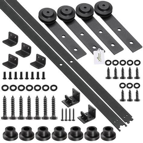 Diy Sliding Door Track Hardware