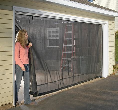 Diy Sliding Garage Door Screens Kits 16x 8