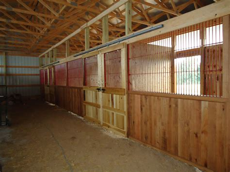 Diy Sliding Stall Doors