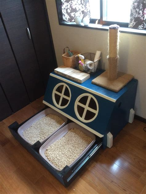 Diy Small Animal Litter Box