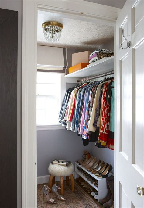 Diy Small Bedroom Closet Storage Ideas