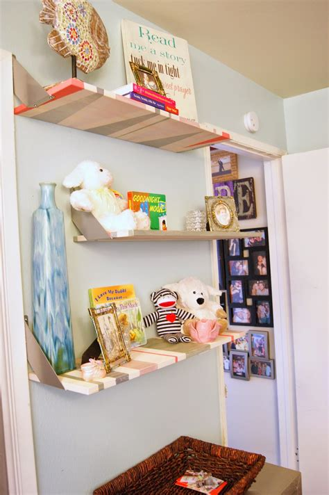 Diy Small Bookcase For Infants Room
