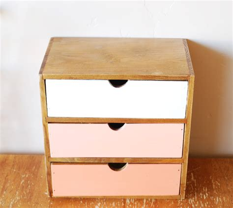 Diy Small Chest Of Drawers