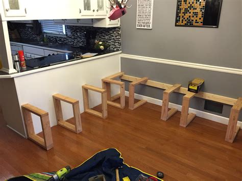 Diy Small Kitchen Bench Seating