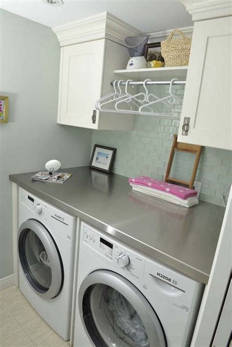 Diy Small Laundry Room Storage