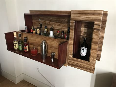 Diy Small Liquor Cabinet