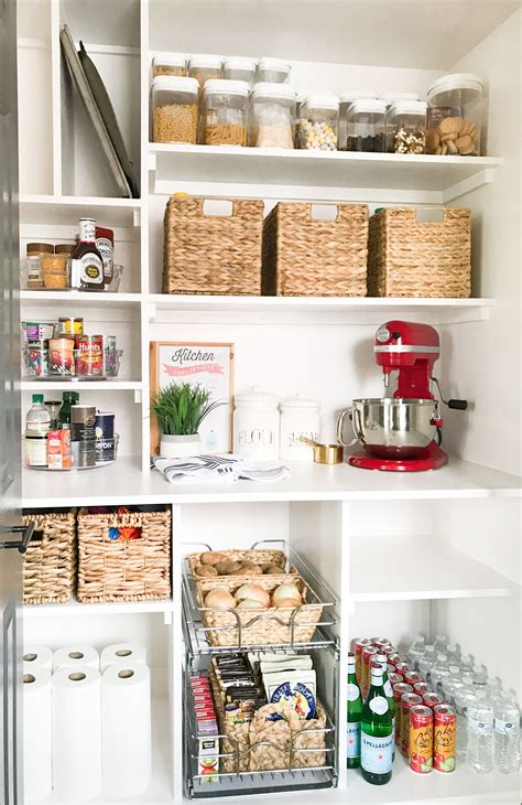 Diy Small Pantry Closet Shelves