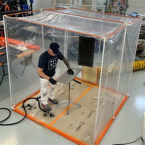 Diy Small Spray Booth