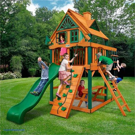 Diy Small Swing Set