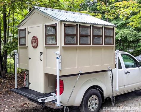 Diy Small Trailer Plans